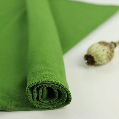 Bio Bündchen uni dunkelgrün