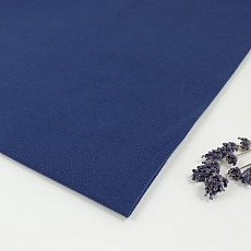 Bio Jersey Stoff uni marineblau Stoffonkel