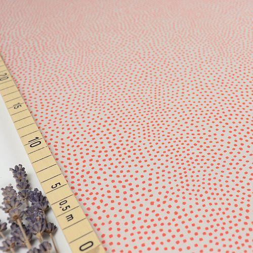 Bio Popeline Baumwollstoff Seed Scatter aus der Serie Bloom Together von Cloud9