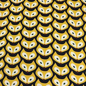 Bio Babycord Stoff Sly Fox von Cloud9