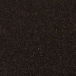 Bio Baumwollfleece Stoff Kuba braun meliert Stoffonkel