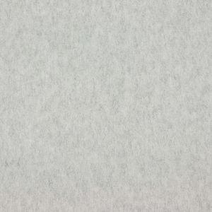 Bio Baumwollfleece Stoff Nevis hellgrau meliert Stoffonkel