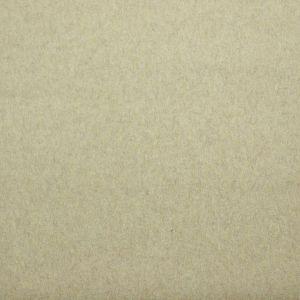 Bio Baumwollfleece Stoff Tobago beige meliert Stoffonkel