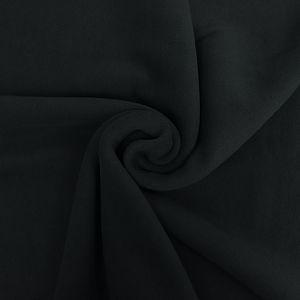 Bio Baumwollfleece Stoff dunkelgrau von Fabrilogy