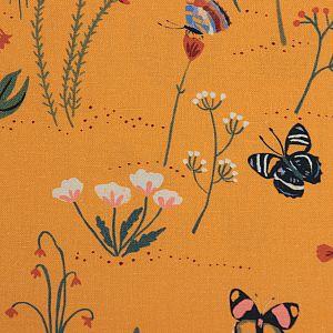 Bio Popeline Baumwollstoff Desert Blooms aus der Serie Arid Wilderness von Cloud9
