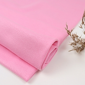 Bio Bündchen Stoff uni princess pink Stoffonkel
