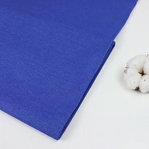Bio Jeansstoff in Blue de travail von Amandine Cha