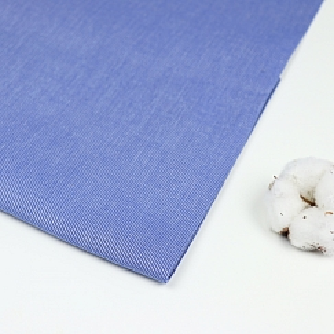 Bio Jeansstoff in hellblau von Amandine Cha
