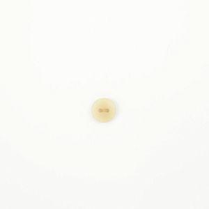 Bio Knopf Echt Steinnuss 12mm Puder satin matt