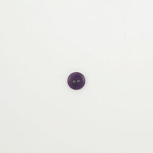 Bio Knopf Echt Steinnuss 12mm lila pflanzengefärbt vegan