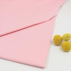 Bio Sommersweat French Terry uni peach rose von Stoffonkel