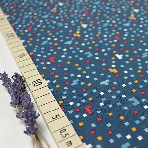 Bio Sommersweat Motiv Pixel von Stoffonkel