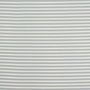 Bio Bündchen Stoff gestreift (Ringelbündchen) grau weiß Stoffonkel