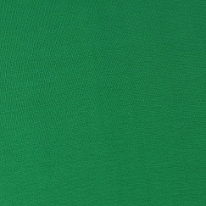 Bio Bündchen Stoff uni blattgrün