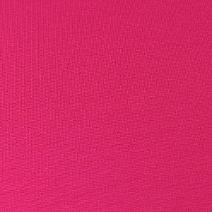 Bio Bündchen Stoff uni pink