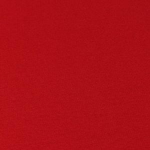 Bio Bündchen Stoff uni rot