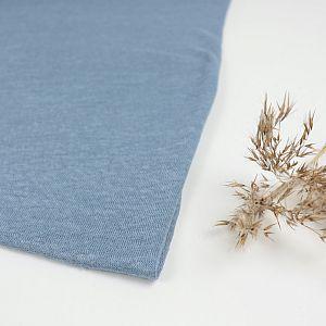 Fine Linen Knit in Faded Blue von Mind the MAKER