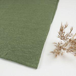Fine Linen Knit in Olive Green von Mind the MAKER