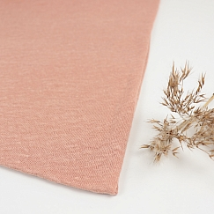 Fine Linen Knit in Rose von Mind the MAKER