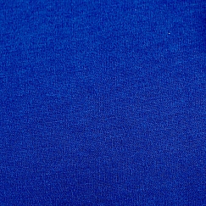 Bio Jersey Soft Touch uni royal blau
