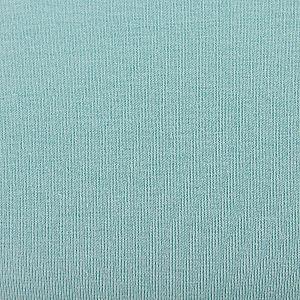 Bio Jersey Stoff uni frost blau