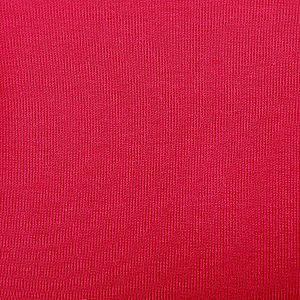 Bio Jersey Stoff uni fuchsia rot