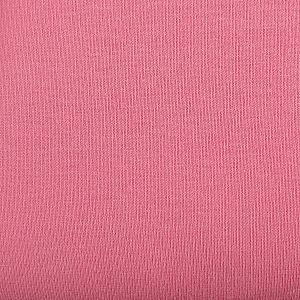 Bio Jersey Stoff uni rosa