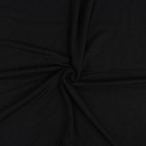 MicroModal® Jersey in schwarz von Fabrilogy