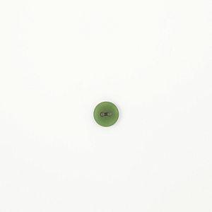 Bio Knöpfe Echt Steinnuss 12mm grün Olive satin matt im Set