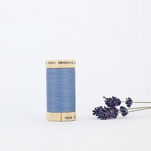 Nähgarn Dusk Blau 100% Bio Baumwolle Scanfil