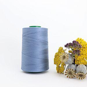Nähgarn Dusk Blau 100% Bio Baumwolle Scanfil 5000m Kone