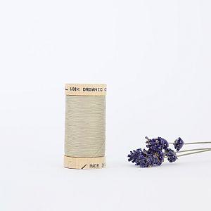 Nähgarn Weizen 100% Bio Baumwolle Scanfil