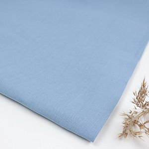 Nisa Softened Linen in Faded Blue von Mind the MAKER
