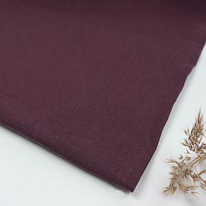Nisa Softened Linen in Grape von Mind the MAKER