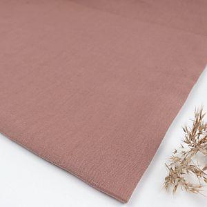 Nisa Softened Linen in Old Rose von Mind the MAKER