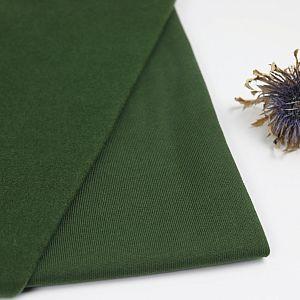 Organic Basic Brushed Sweat in Green Khaki von mind the MAKER