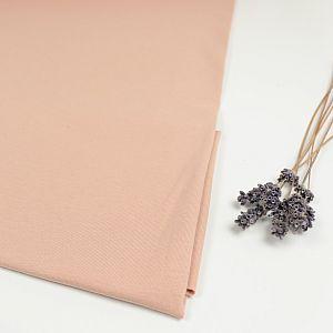 Organic Single Stretch Jersey in Rose von mind the MAKER