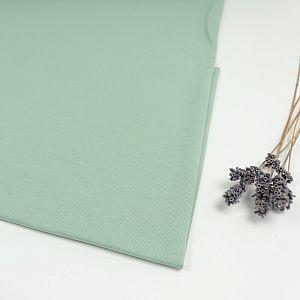 Organic Single Stretch Jersey in Sage Green von mind the MAKER