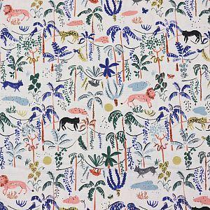 Bio Popeline Baumwollstoff Bountiful Forest aus der Serie Garden of Eden von Cloud9