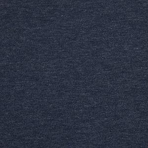 Bio Sommersweat French Terry Aruba dunkelblau meliert Stoffonkel
