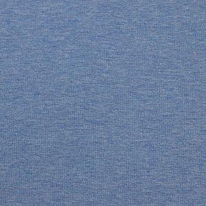 Bio Sommersweat French Terry Martinique blau meliert Stoffonkel