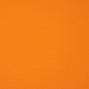 Bio Sommersweat French Terry uni orange von Stoffonkel
