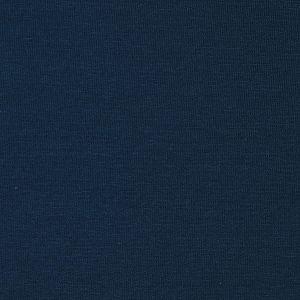 Bio Sommersweat French Terry uni water by night petrol blau von Stoffonkel