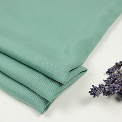 Tencel Twill Medium in Aqua von Meet Milk