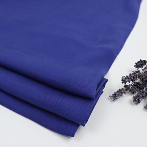 Tencel Twill Medium in Lapis Blau von Meet Milk