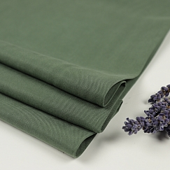 Tencel Twill Medium in Moss von Meet Milk