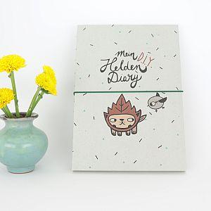 Tigapigs Mein DIY Helden Diary A5