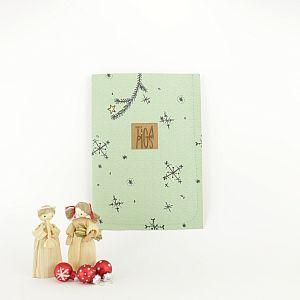 Weihnachtskarten im Set von Tigapigs - streng limitiert
